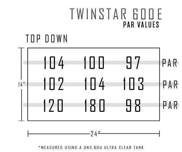 Twinstar 600E Series
